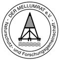 Das Emblem des Vereins - die ehemalige Mellumbake