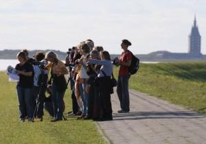 Vogelkundliche Exkursion © Mellumrat/Dierschke