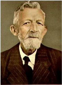 Dr. h.c. Schütte, © Archiv Mellumrat e.V.