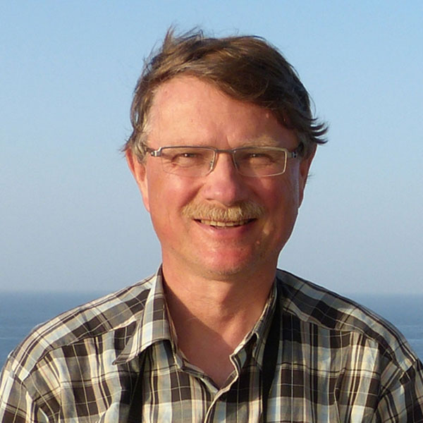 Prof. Dr. Franz Bairlein, Leiter des Instituts für Vogelforschung, © Z. Meiny