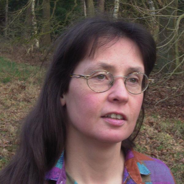 Dr. Sabine Baumann, Beauftrage des Mellumrates für das Sager Meer, © Mellumrat e.V.