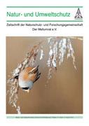 """Zeitschrift """"Natur- und Umweltschutz"""", Heft 1, 2012"""