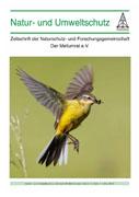"""Zeitschrift """"Natur- und Umweltschutz"""""""