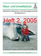 """Zeitschrift """"Natur- und Umweltschutz"""", Heft 2, 2005"""