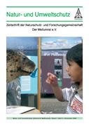 """Zeitschrift """"Natur- und Umweltschutz"""", Heft 2, 2008"""