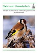 """Zeitschrift """"Natur- und Umweltschutz"""", Heft 1, 2010"""