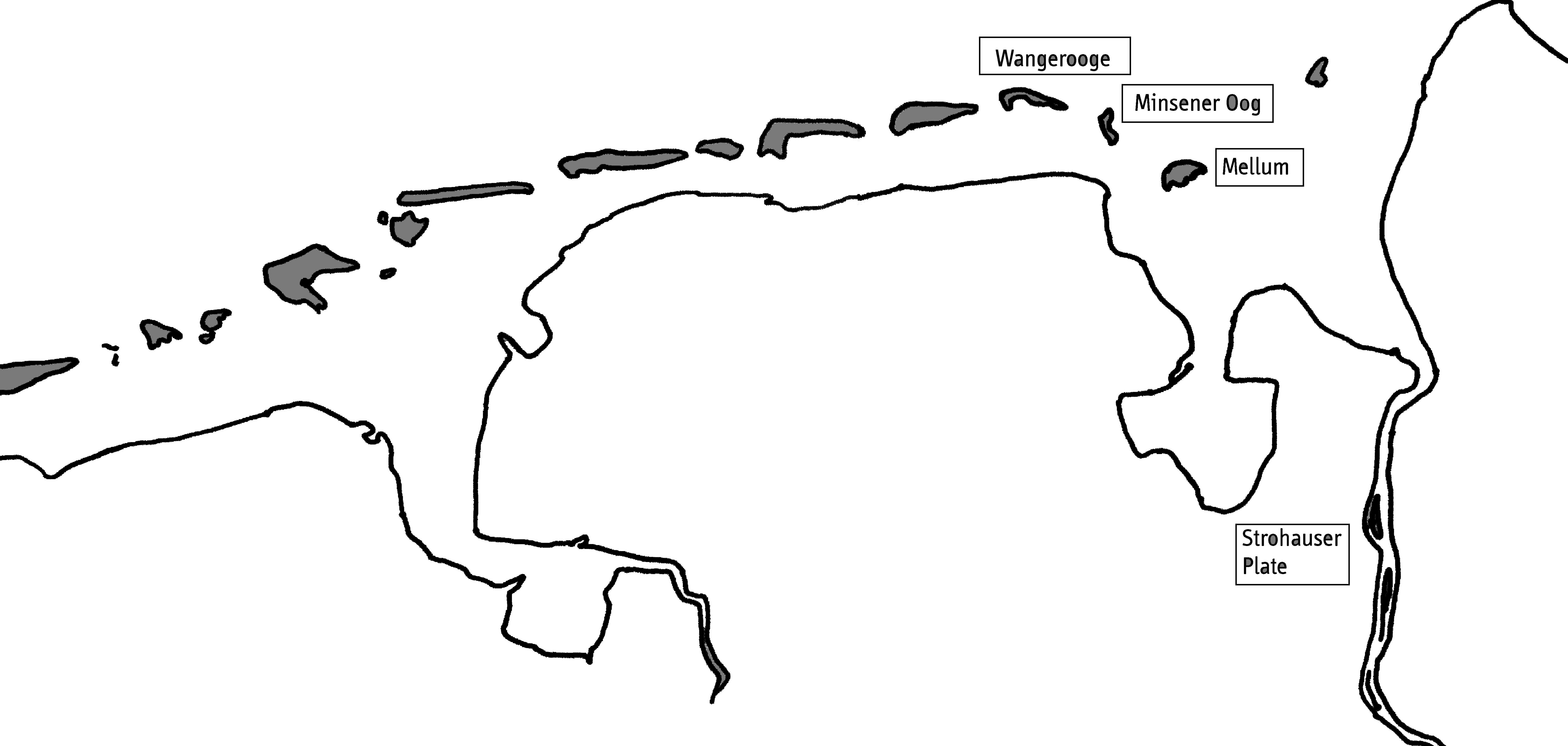 Schutzgebiete des Mellumrates