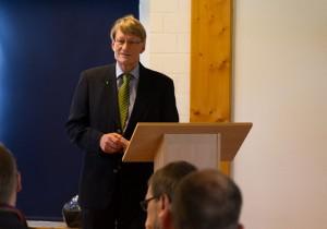Ehrenvorsitzender Dr. Jörn Wrede © Mellumrat/Behrends