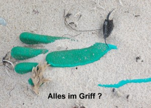 "Postkarte ""Alles im Griff ?"" © T. Clemens"