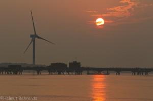 Sonnenuntergang © Mellumrat/Behrends