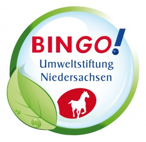 Die BINGO Umweltstiftung unterstützt das Projekt finanziell