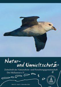 """Zeitschrift """"Natur- und Umweltschutz"""", Heft 2, 2016"""