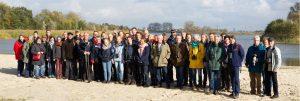Teilnehmerinnen und Teilnehmer des Herbsttreffens 2018 Foto: Helmut Behrends