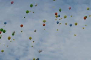 Luftballonaktion Oldenburg HLS 2016-09-16