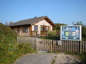 Naturschutzwarte Oststation Wangerooge © Mellumrat e.V., Guse