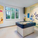 In der bestehenden Ausstellung wurde die Refill-Station integriert Foto: _Kes van Surksum / Kurverwaltung Wangerooge